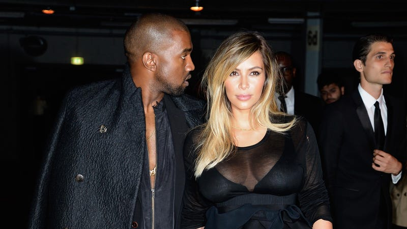 Kim and Kanye Got a Secret Marriage License and Might Marry This Week