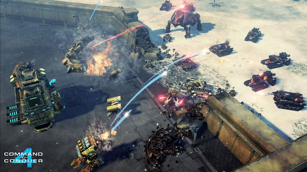 [Gamegokil] Command and Conquer 4: Tiberian Twilight [ISO]