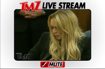 The Tears of Lohan: Lindsay's Trial, Minute by Minute