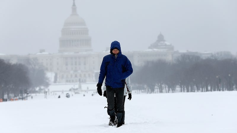 Americans Are Absolutely Desperate to Escape Winter Right Now