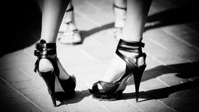 High Heels Are The New Lipstick Index