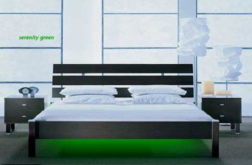 Underglow Lights Make Your Bed a Rice Sleeper