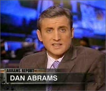 Dan Abrams Tries To Explain Away Obvious Conflicts Of Interest. Fails.