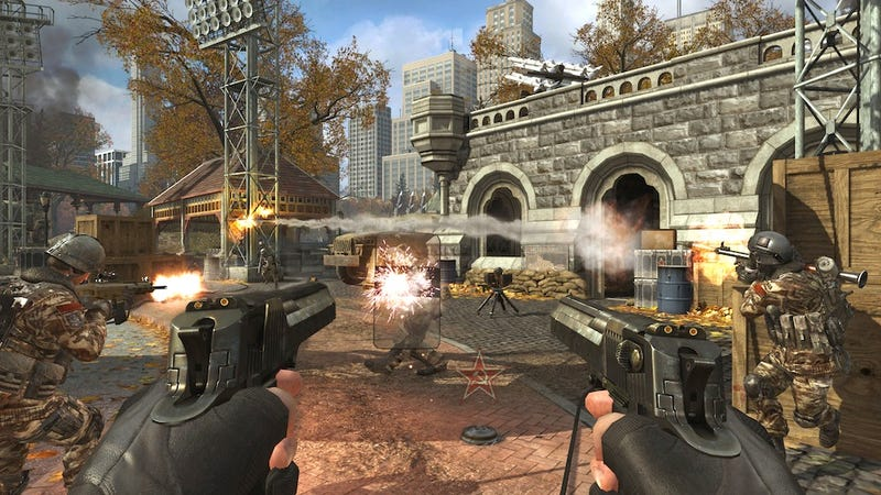 The Liberation Multiplayer Map