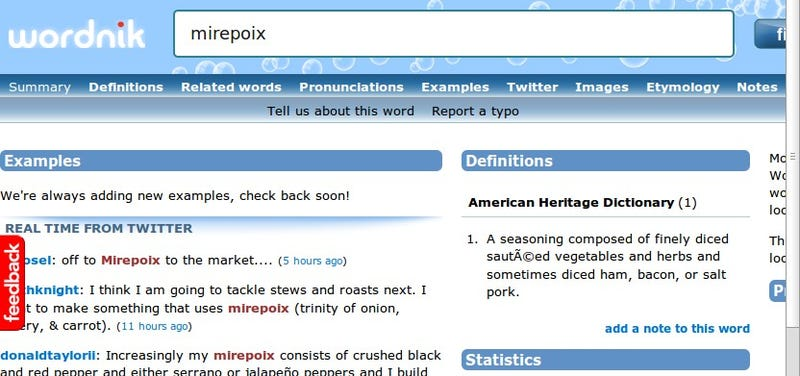 Wordnik Shows What the Web Knows About Words