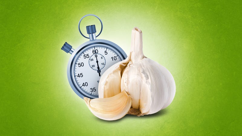 What's the Fastest Way to Peel a Bunch of Garlic?