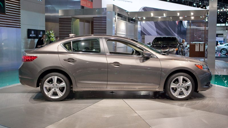Acura ILX: Live Photos