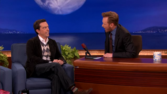 Ed Helms Discusses Going Nude in Movies and Home Decorating
