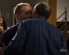 Modern Family's Gay Couple Shares Long-Awaited Kiss