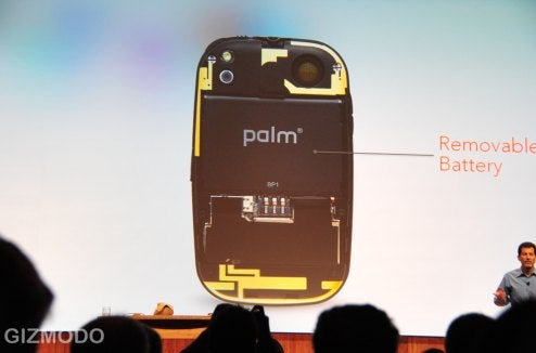 Palm Pre: First Look and Details