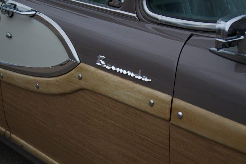 Edsel Bermudas