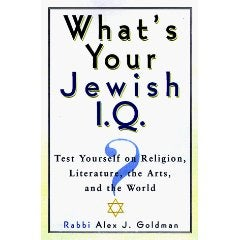 Questionnaire: Are You a Jew?