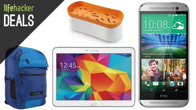 The Simplest Pasta, Shiny New Smartphones, Galaxy Tab 4, Timbuk2