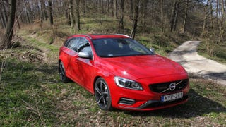 The Volvo V60 Might Be Old, But It Isn't Ready To Die