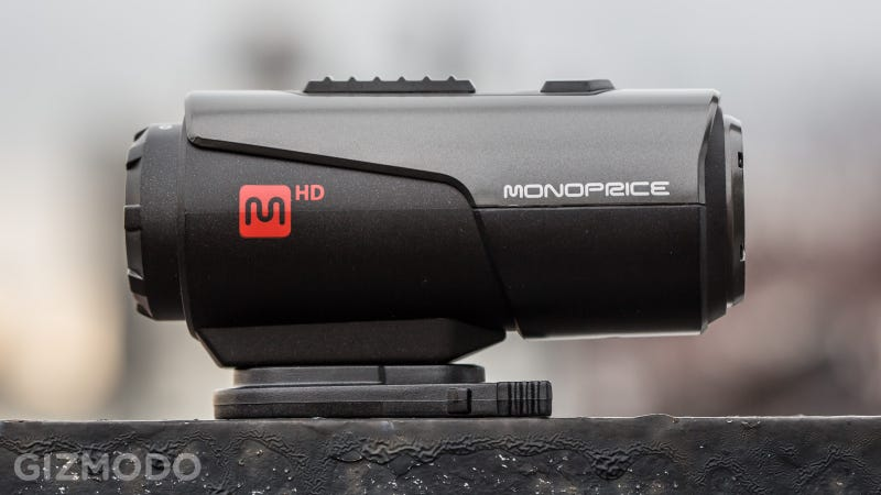 Monoprice MHD Action Cam Review: Not Bad for $100
