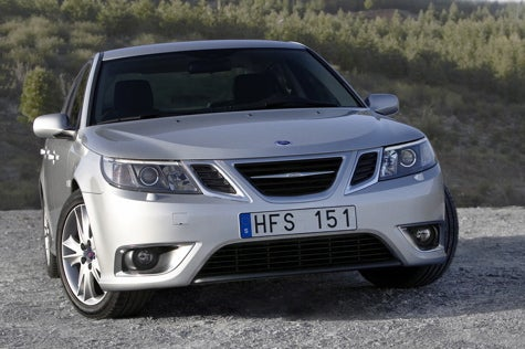 More on the Saab 9-3 Facelift — Official Reveal