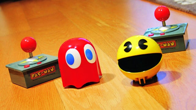 Real-Life Pac-Man Racers: Waka Waka Not Included