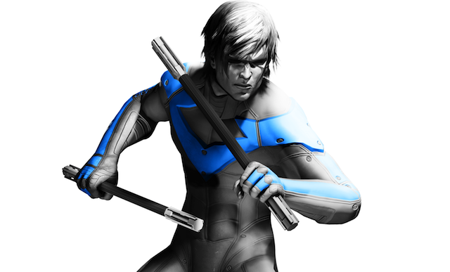 Here's What You'll Pay to be the (Officially Announced) Nightwing in Batman: Arkham City