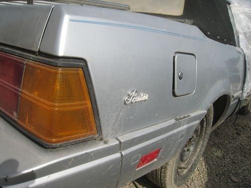 1987 200SX Roadster Fixer-Upper