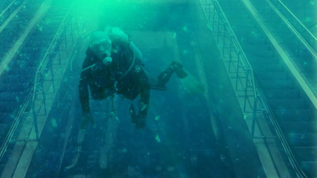 Diving Into the Wreck of Copenhagen's Metro System