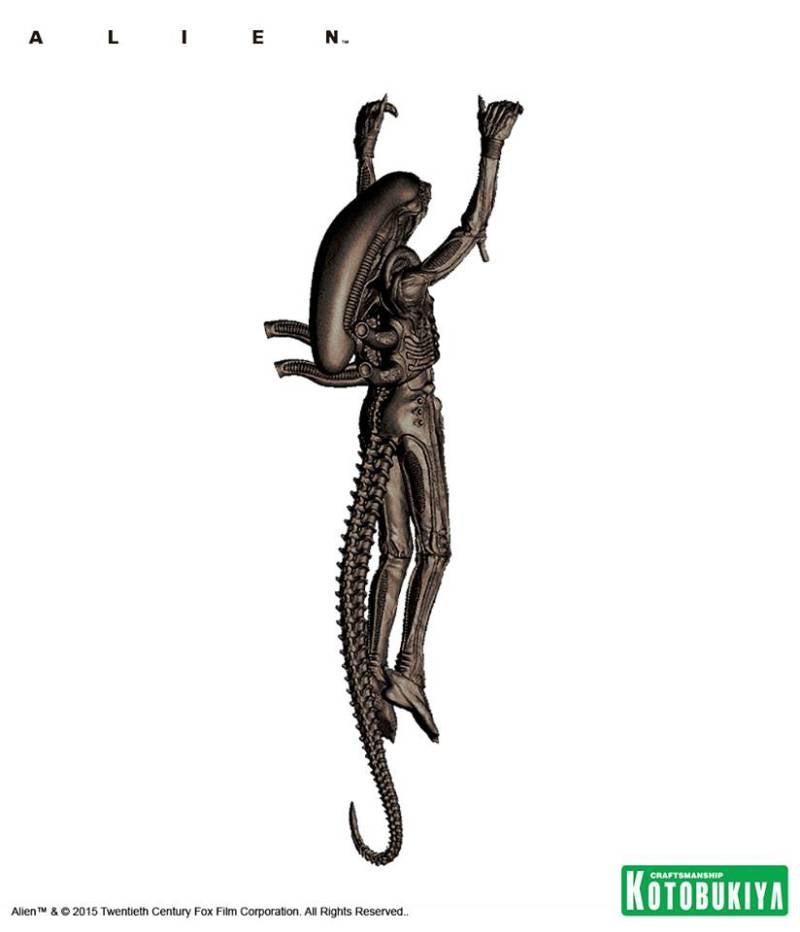 This Breakdancing Alien is the Funkiest Piece of AlienMerchandise