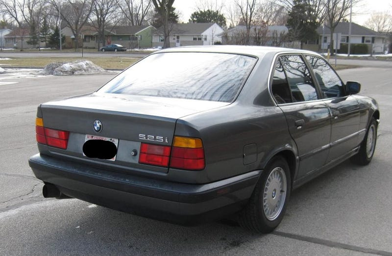 For $4,000, this 5-Series plays Jay-Z