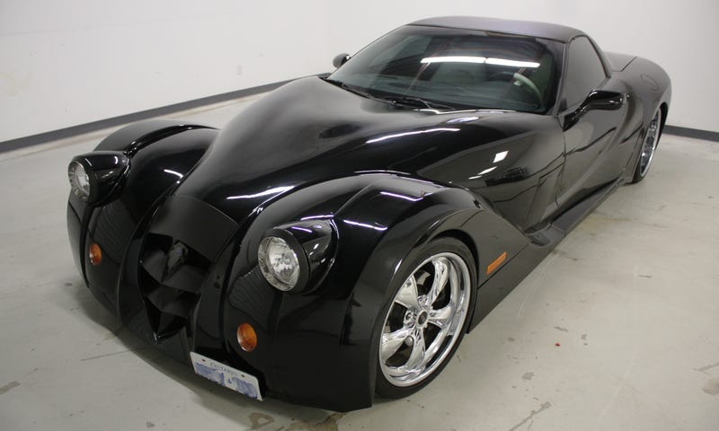 This Radical Custom Corvette Brought To You By The Recession
