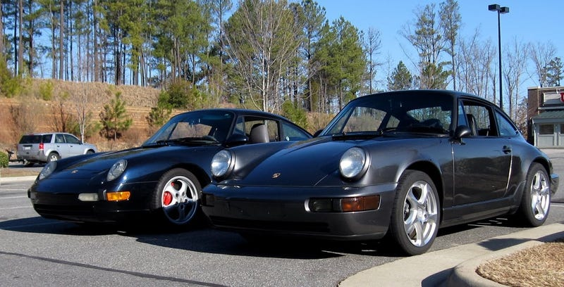 The 964 is One of the Best Looking 911s EVER!