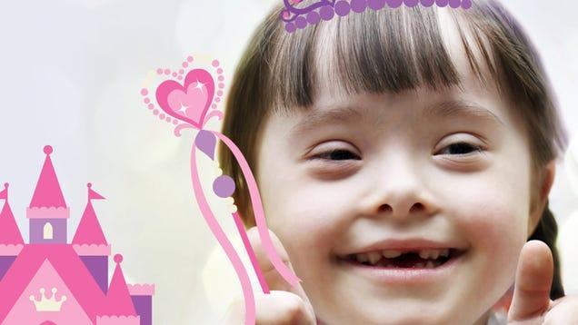 Parents Petition Disney For a Special Needs Princess
