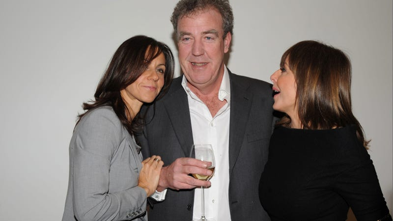 Jeremy Clarkson 'May Do Some Burglary' As Police Guard Olympics, Arrest Journalists