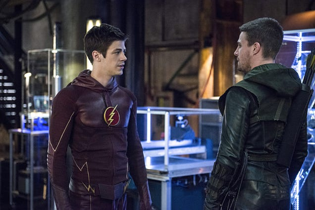 Confirmed: Batman And Superman Are Off-Limits For Arrow And The Flash
