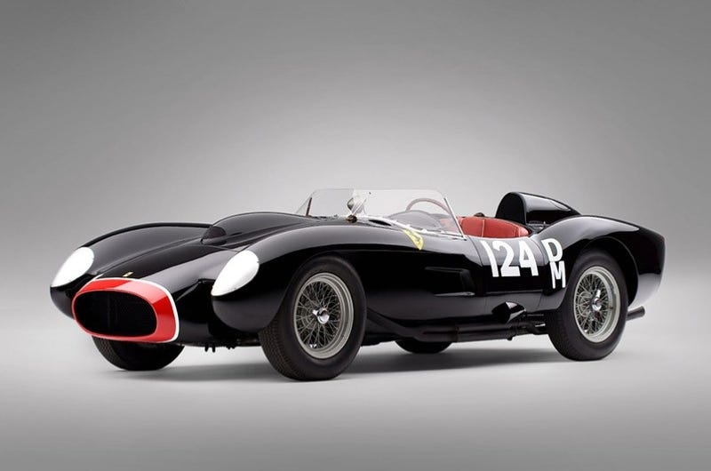 $12 Million Ferrari Breaks Auction World Record