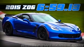 Z06 Sub-7 minute 'Ring lap?