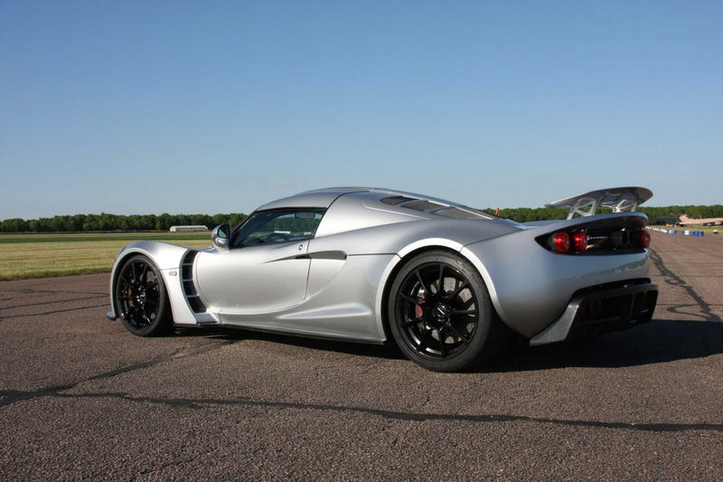 Hennessey Venom GT: Production Exterior Photos