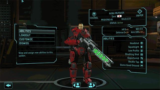 Show Us Your XCOM Squad