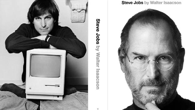 Why Steve Jobs Wanted an Official Biography Written About Him (It's for His Kids)