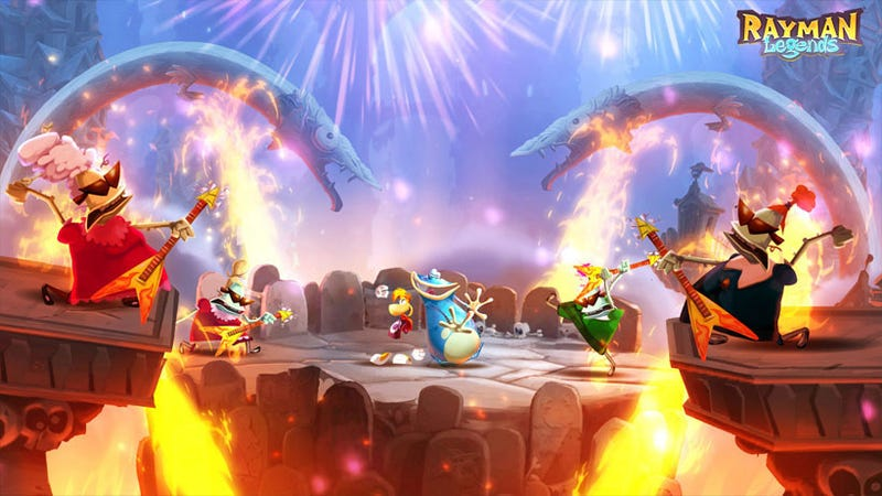Rayman's Wii U Delay Might Have Been Worth It After All
