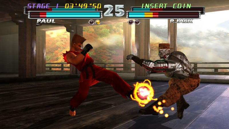See the PS3 Exclusive Tekken Hybrid in Glorious Three-way Action