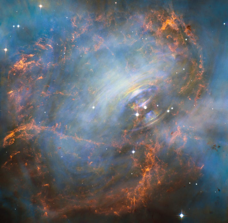 We Finally Know What's Inside the Crab Nebula