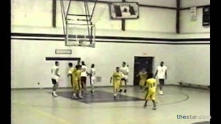 13-Year-Old Steph Curry Already Had Sick Move