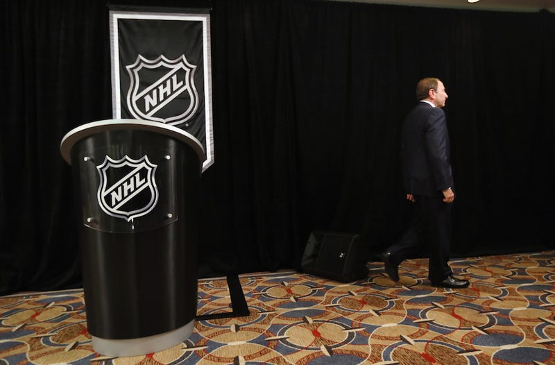 NHL Lockout Is Official
