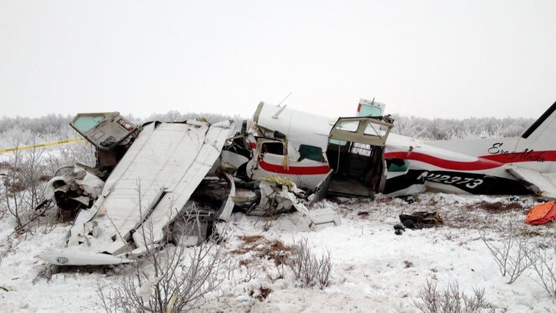 Mother Forced to Leave Dying Infant to Direct Rescuers to Plane Crash