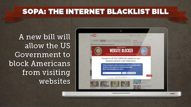 Reddit is Having a Blackout on 18 January in Protest Against SOPA