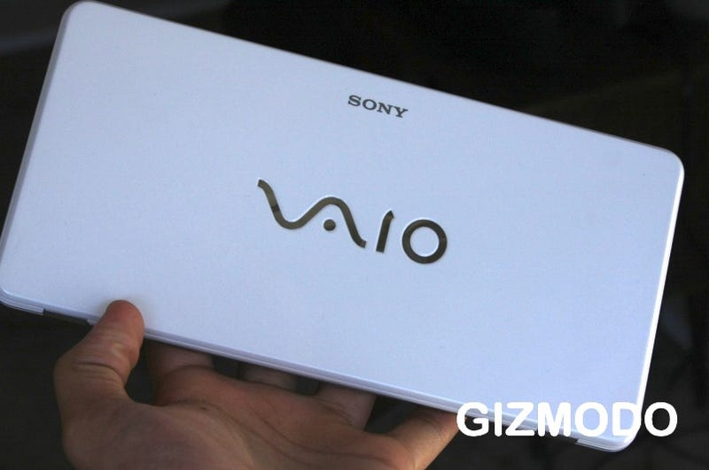 Sony Vaio P Review