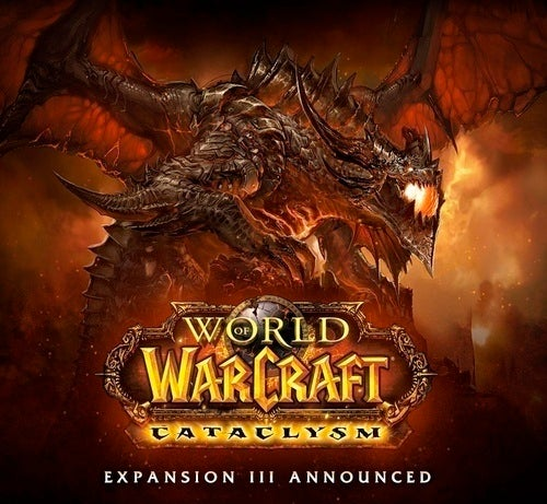 First Official World Of Warcraft Cataclysm Image