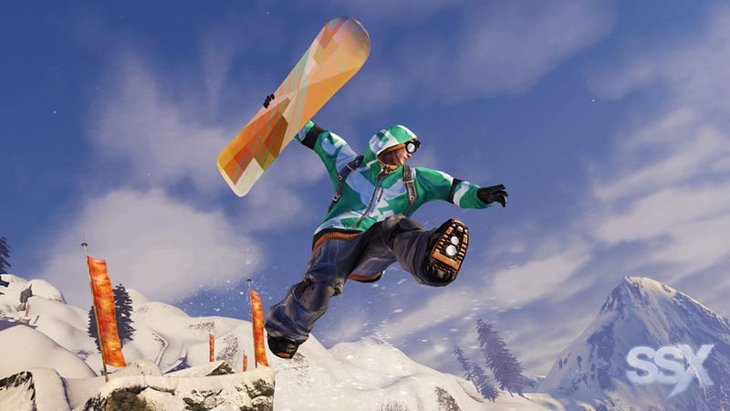 The New SSX Has A Familiar Groove and Some Amazing New Tricks