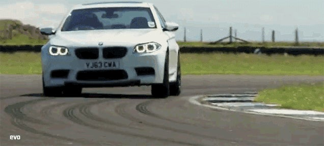 Can A Heavy BMW M5 Be More Fun Than A Nissan GT-R?
