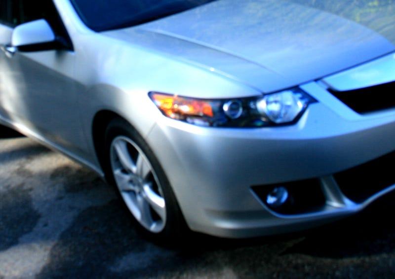 2009 Acura TSX, Part Three