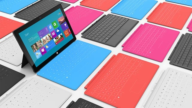 Microsoft Surface RT Tablet: $500 for 32GB of Windows 8's Best Hope