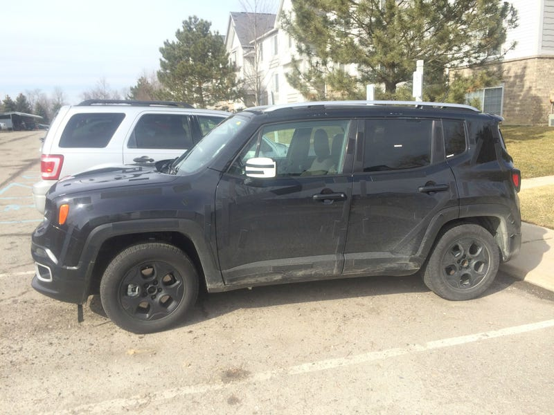 First 2015 Jeep Renegade Spied In The Wild Is 'Lower Than You'd Think'